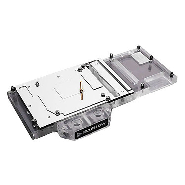 Barrow Waterblock BS-COIA2070-PA Waterblock RGB pour carte graphique Colorful iGame NVIDIA RTX 2060 / RTX 2070