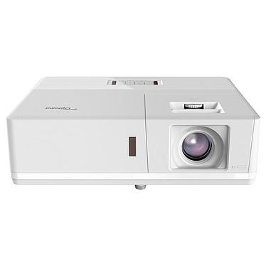 Optoma ZH506Te Vidéoprojecteur laser DLP Full HD 3D Ready IP5X - 5500 Lumens - Lens Shift Vertical - Zoom 1.6x - HDMI/VGA/USB/Ethernet - HDBaseT - Haut-parleurs intégrés