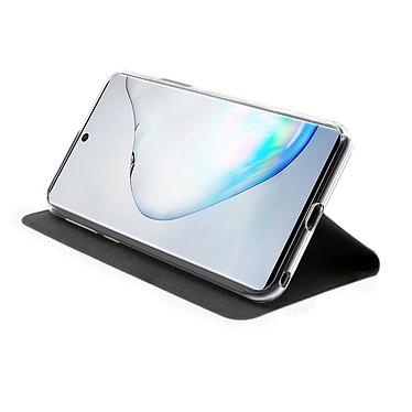 Avis Akashi Etui Folio Porte Carte Noir Samsung Galaxy Note 10+