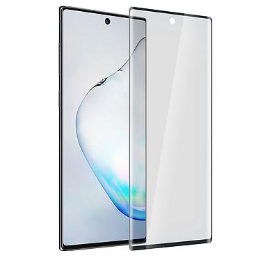 Akashi Film Verre Trempé Galaxy Note 10+ Film de protection intégral en verre trempé pour Samsung Galaxy Note 10+