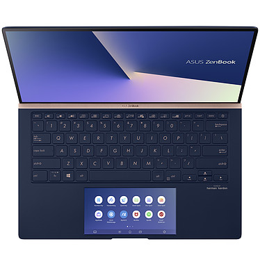 Avis ASUS Zenbook 14 UX434FLC-AI301T avec ScreenPad 2.0