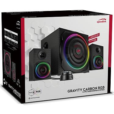 Speedlink Gravity Carbon RGB pas cher