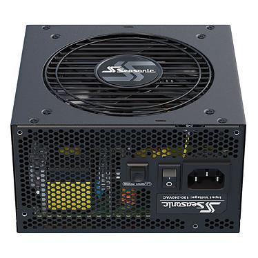 Avis Seasonic FOCUS PX 650 Platinum