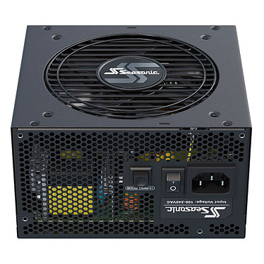 Avis Seasonic FOCUS PX 750 Platinum