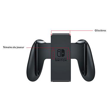 Acheter Nintendo Switch v2 + Joy-Con droit et gauche (gris)