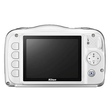 Nikon Coolpix W150 Blanc + Sac à dos pas cher