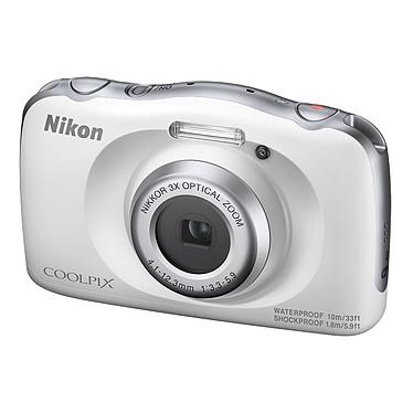 Avis Nikon Coolpix W150 Blanc + Sac à dos