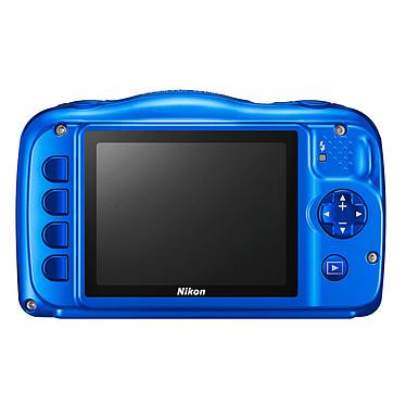 Nikon Coolpix W150 Bleu + Sac à dos pas cher