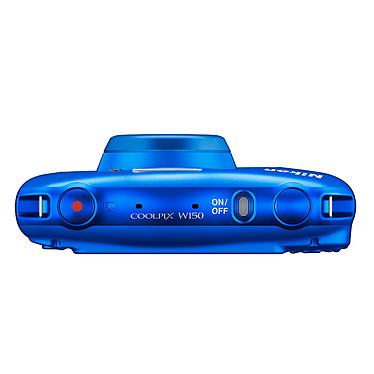Acheter Nikon Coolpix W150 Bleu + Sac à dos