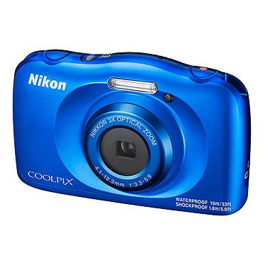 Avis Nikon Coolpix W150 Bleu + Sac à dos
