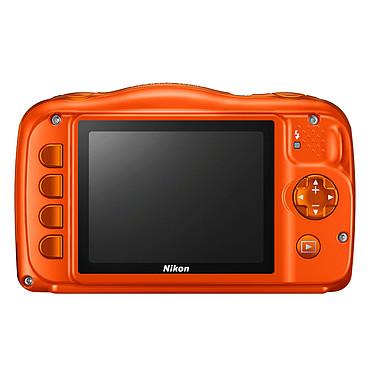 Nikon Coolpix W150 Orange + Sac à dos pas cher
