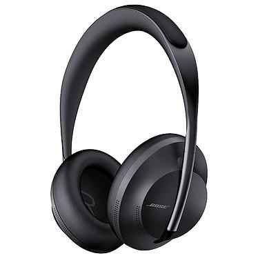 Bose Noise Cancelling Headphones 700 Noir Casque circum-aural sans fil Bluetooth et NFC avec Assistant Google et étui de transport