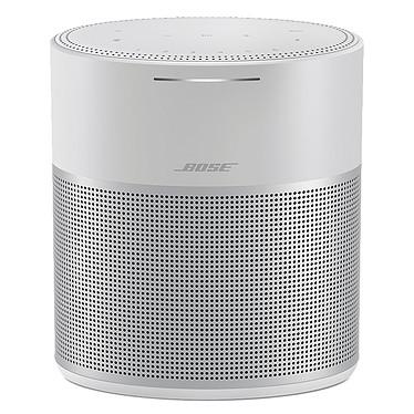 Bose Home Speaker 300 Argent Enceinte sans fil Wi-Fi et Bluetooth à commande vocale avec Assistant Google et Amazon Alexa