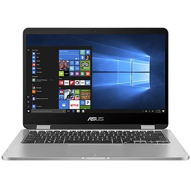 "ASUS VivoBook Flip TP401MA-BZ013R Intel Celeron N4000 4 Go eMMC 64 Go 14"" LED HD Tactile Wi-Fi AC/Bluetooth Webcam Windows 10 Professionnel"