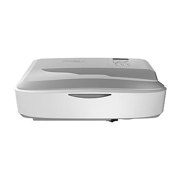 Optoma ZH500UST Vidéoprojecteur laser DLP Full HD 1080p - Full 3D - 5000 Lumens - Focale Ultra-Courte - HDMI/VGA/USB/Ethernet - Haut-parleur intégré