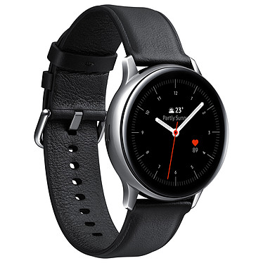 Opiniones sobre Samsung Galaxy Watch Active 2 4G (40 mm / Acero / Plata Glaciar)