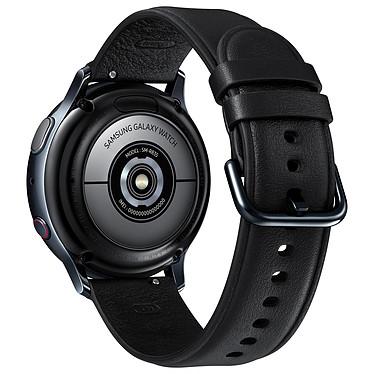 Samsung Galaxy Watch Active 2 4G (40 mm / Acier / Noir Diamant) pas cher