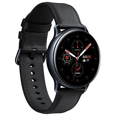 Avis Samsung Galaxy Watch Active 2 4G (40 mm / Acier / Noir Diamant)
