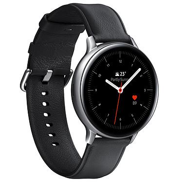 Avis Samsung Galaxy Watch Active 2 4G (44 mm / Acier / Argent Glacier)