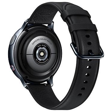 Samsung Galaxy Watch Active 2 4G (44 mm / Acier / Noir Diamant) pas cher