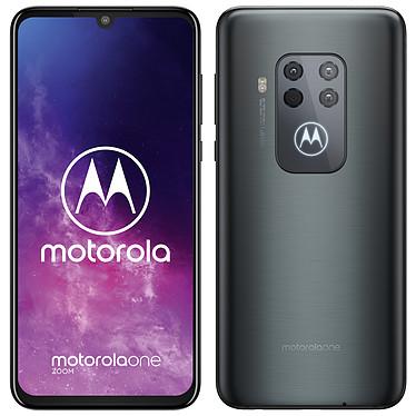 Motorola One Zoom Gris pas cher