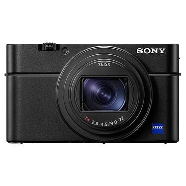 Sony DSC-RX100 VII Appareil photo 20.1 Mp - Zoom optique 8x - Vidéos 4K - Écran LCD tactile inclinable 7.5 cm - Wi-Fi/Bluetooth/NFC