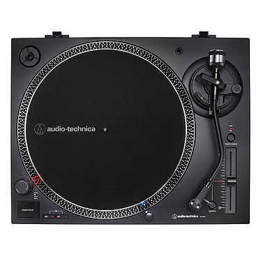Avis Audio-Technica AT-LP120XUSB Noir + KEF LSX Wireless Noir