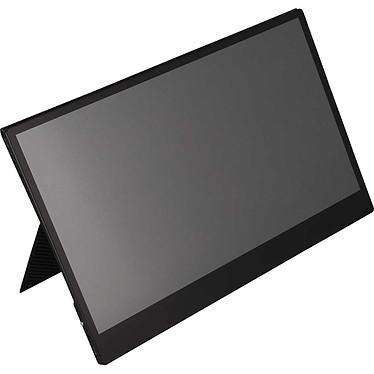 Joy-iT JT-View15 1920 x 1080 pixels - Tactile - Format large 16/9 - Dalle IPS - Portable - Alimenté par USB Type C - Noir