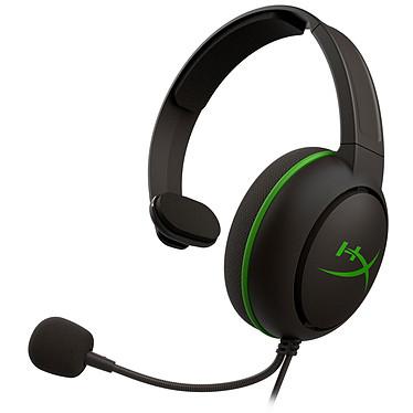 HyperX CloudX Chat (Xbox One) Casque gaming semi ouvert - son mono - micro à suppression de bruit - arceau en acier - commandes intégrées
