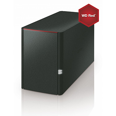 Acheter Buffalo LinkStation 220DR 8 To