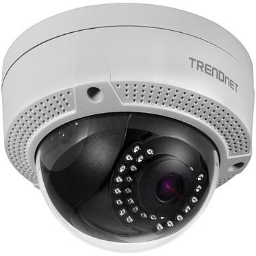 TRENDnet TV-IP329PI Caméra IP dôme - intérieure/extérieure (IP67) - HD 4MP (2560 x 1440) - PoE - vision nocturne 30 mètres