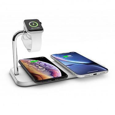 Acheter ZENS Aluminium Dual Wireless Charger + Apple Watch 10W