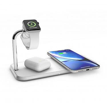 Avis ZENS Aluminium Dual Wireless Charger + Apple Watch 10W