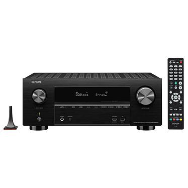 Denon AVR-X3600H Noir Ampli-tuner Home Cinema 3D Ready 9.2 - IMAX Enhanced - Dolby Atmos / DTS:X - 8x HDMI 4K UHD, HDCP 2.3, HDR - Wi-Fi/Bluetooth/DLNA/AirPlay 2 - Multiroom - Amazon Alexa / Google Assistant