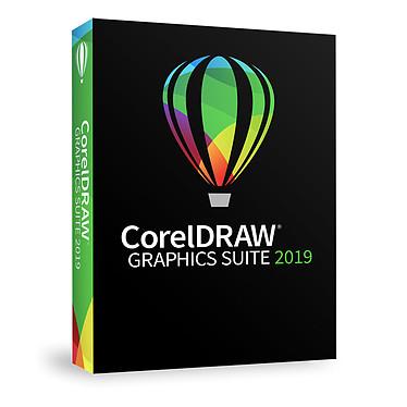 CorelDRAW Graphics Suite 2019 - Mise à jour Logiciel de conception graphique (Windows)