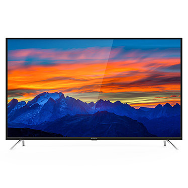 "Thomson 50UD6406 Téléviseur LED 4K 50"" (127 cm) 16/9 - 3840 x 2160 pixels - Ultra HD - HDR - Android TV - Wi-Fi - Bluetooth - DLNA - 1200 Hz"