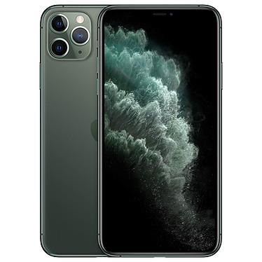 "Apple iPhone 11 Pro Max 512 Go Vert Smartphone 4G-LTE Advanced IP68 Dual SIM - Apple A13 Bionic Hexa-Core - RAM 6 Go - Ecran 6.5"" 1242 x 2688 - 512 Go - NFC/Bluetooth 5.0 - iOS 13"