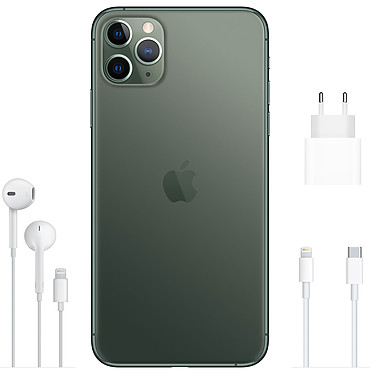 Acheter Apple iPhone 11 Pro Max 512 Go Vert
