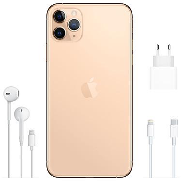 Avis Apple iPhone 11 Pro Max 64 Go Or · Reconditionné