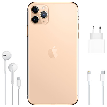 Avis Apple iPhone 11 Pro Max 256 Go Or · Reconditionné