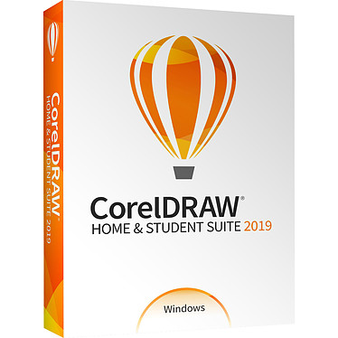 CorelDRAW Home & Student Suite 2019  Logiciel de conception graphique (Windows)