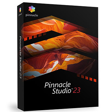 Pinnacle Studio 23  Logiciel de montage vidéo (Windows)