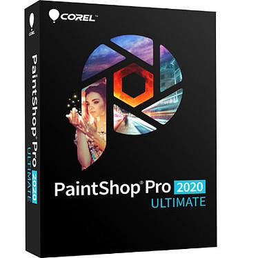 Corel PaintShop Pro 2020 Ultimate Logiciel de retouche photos (Windows)