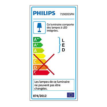 Philips Hue Play Pack x1 Noir + Lightstrip Plus 2m + Bridge pas cher