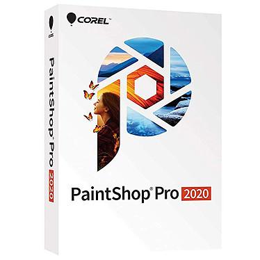 Corel PaintShop Pro 2020  Logiciel de retouche photos (Windows)