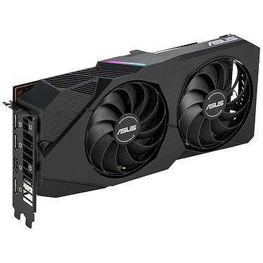 ASUS Radeon RX 5700 DUAL-RX5700-08G-EVO 8 Go GDDR6 - HDMI/Tri DisplayPort - PCI Express (AMD Radeon RX 5700)