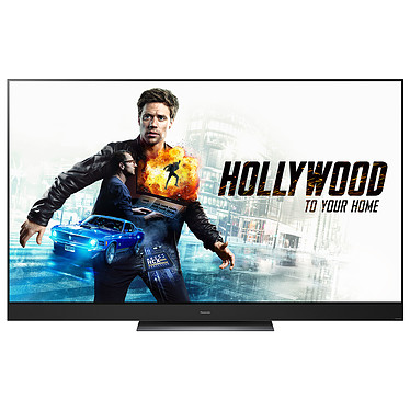 """Panasonic TX-65GZ2000E Téléviseur OLED 4K Ultra HD 65"""" (165 cm) 16/9 - 3840 x 2160 pixels - THX 4K - HDR10+/Dolby Vision - Wi-Fi - Bluetooth - Barre de son 5.0 140W intégrée Audio Technics / Dolby Atmos (dalle native 100 Hz)"""