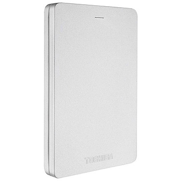 "Toshiba Canvio Alu 500 Go Argent Disque dur externe 2.5"" 500 Go USB 3.0"