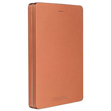 Toshiba Canvio Alu 500 GB Rojo