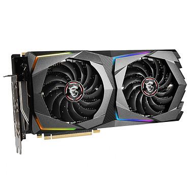 Avis MSI GeForce RTX 2070 SUPER GAMING X